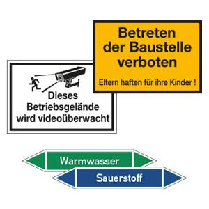 Betriebskennzeichnung