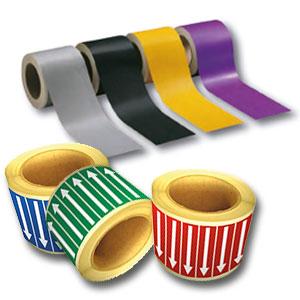 Rohrleitungsbänder