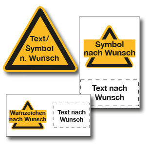 individuelle Warnzeichen