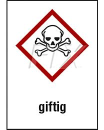 GHS - giftig