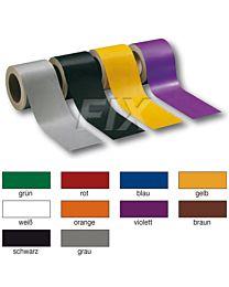 Unifarbene Bänder