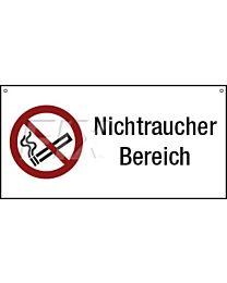 Nichtraucher Bereich