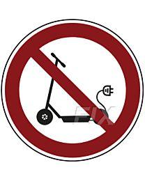 Verbot für E - Scooter