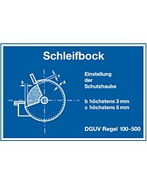 Schleifbock