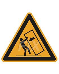 Warnung vor Kippgefahr