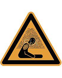 Warnung vor Erstickungsgefahr - W041