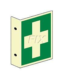 Fahnenschild - Erste Hilfe - LN