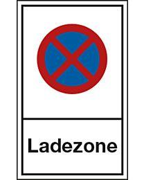 Halteverbot: Ladezone