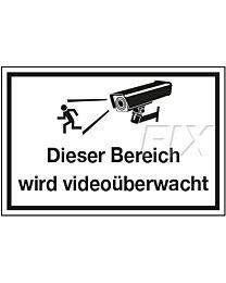 Videoüberwachung Bereich