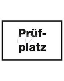 Prüfplatz
