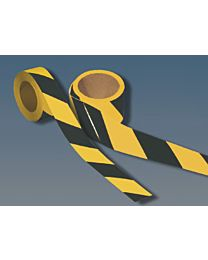 Warnmarkierungsband, retro-reflektierend, gelb/schwarz - 3M