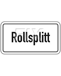 Rollsplit