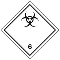 Gefahren Kl. 6.2 Ansteckungsgef. Stoffe
