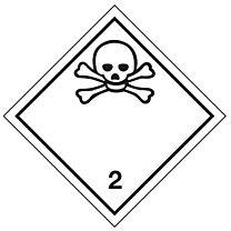 Gefahren Kl. 2.3 Giftige Gase