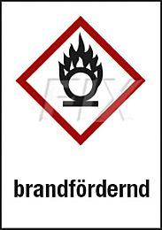 GHS - brandfördernd