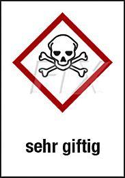 GHS - sehr giftig