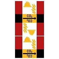 Rohrleitungsband CO2