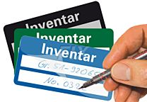Inventar - selbstlaminierend