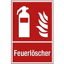 Feuerlöscher für EDV