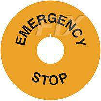 Emergency-Stop