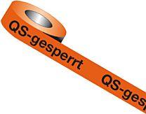 QS-Band: QS - gesperrt
