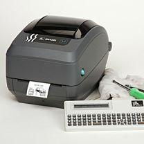 Zebra-Etikettendrucker GK420t