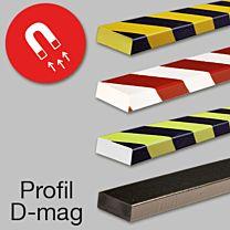 Flächenschutzprofil D - magnetisch