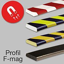 Flächenschutzprofil F - magnetisch