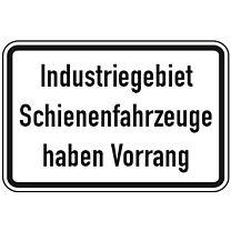 Industriegebiet - Schienenfahrzeuge